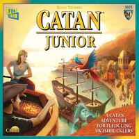 Settles of Catan Junior Board Game
