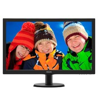 "Philips 273V5LHAB 27"" FHD Monitor with Speakers"