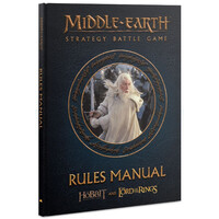 Lord of the Rings: Middle-Earth Strategy Battle Game Rules Manual