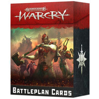 Warhammer Age of Sigmar: Warcry: Battleplan Cards