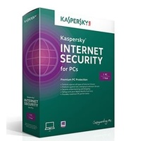 Kaspersky Internet Security 3 PC 2 Yr