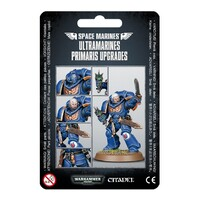 Warhammer 40,000 Space Marines Ultramarines Primaris Upgrades