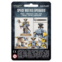 Warhammer 40,000 Space Wolves Upgrades