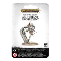 Warhammer Age of Sigmar Flesh-Eater Courts Abhorrant Archregent