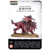 Warhammer Age of Sigmar: Karanak The Hound of Vengeance
