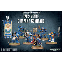Warhammer 40,000  Space Marine Company Command