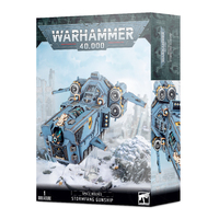 Warhammer 40,000 Space Wolves Stormfang Gunship