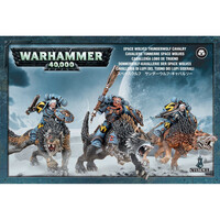 Warhammer 40,000 Space Wolves Thunderwolf Cavalry