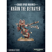 Warhammer 40,000 Kharn the Betrayer 2016