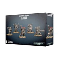Warhammer 40,000 Chaos Space Marines Havocs