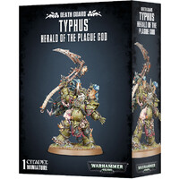 Warhammer 40,000 Typhus: Herald of the Plague God
