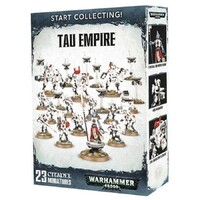 Warhammer 40,000 Start Collecting! Tau Empire