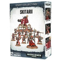 Warhammer 40,000 Start Collecting! Skitarii