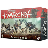 Warhammer Age of Sigmar: Warcry: Corvus Cabal