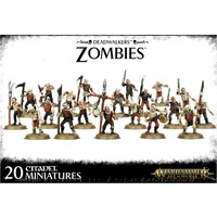 Warhammer Age of Sigmar: Deadwalkers Zombies