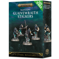 Warhammer Age of Sigmar: Easy to Build: Nighthaunt Glaivewraith Stalkers