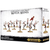 Warhammer Age of Sigmar: Daughters of Khaine Witch Aelves