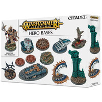 Warhammer Age of Sigmar: Age of Sigmar: Hero Bases