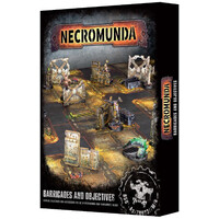 Necromunda: Barricades & Objectives