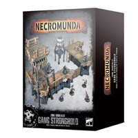 Necromunda Zone Mortalis: Gang Stronghold