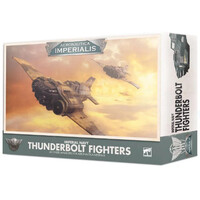 Warhammer 40,000: AM: Imperial Navy Thunderbolt Fighters
