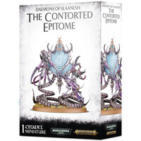 Warhammer Age of Sigmar: Daemons of Slaanesh: The Contorted Epitome