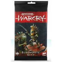 Warhammer Age of Sigmar: Warcry: Gloomspite Gitz Card Pack