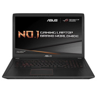 ASUS ZX553VD-FY684T Intel Core i7 7700HQ GTX 1050 FHD Gaming Notebook
