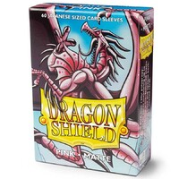 Dragon Shield Japanese 60ct Pink MATTE 59x86mm Sleeves