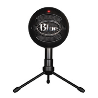 Blue Microphones Snowball Professional USB Microphone Black