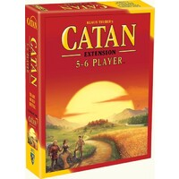 Settlers of Catan 5th Edition 5-6 Player Extension