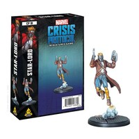 Marvel Crisis Protocol Miniatures Game Starlord Expansion