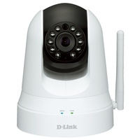 D-Link DCS-5020L Wireless Camera - Pan And Tilt / Nightvision / Range Extender