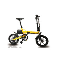 Fantas E-Smart003 Electric Bike