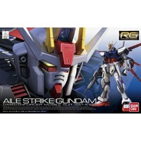 Aile Strike Gundam 1/144 RG - Model Kit