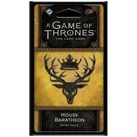 A Game of Thrones LCG House Greyjoy Intro Deck