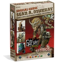 Zombicide Green Horde Special Guest Artist Sean A Murray