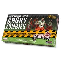 Zombicide Box of Zombies 3 Angry Zombies