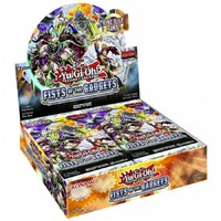 Yugioh - Fist of the Gadgets Booster Box