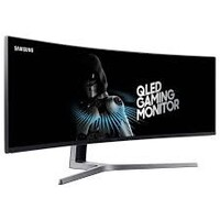 "SAMSUNG G90 49"" CURVE(32:09) VA QLED, Ultra Wide Gaming Monitor"