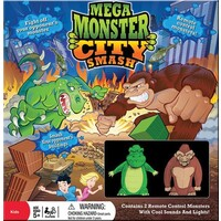 Mega Monster City Smash