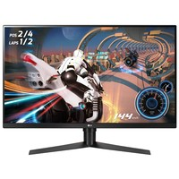 "LG 32GK650F-B 31.5"" 144Hz QHD FreeSync VA Gaming Monitor"