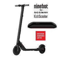 Segway Ninebot ES4 (ES2 Electric Scooter+Battery)