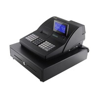 SAM4S NR-520 Cash Register with Receipt & Cash Drawer