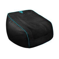 ThunderX3 DB5 Consoles Bean Bag - Black/Cyan