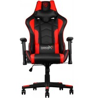 ThunderX3 TGC22 Series Gaming Chair - Black/Red
