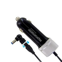 "Promate 'driveMate2"" 90W Universal Laptop Car Charger with 12 Replaceable Connector Tips"