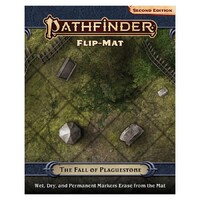 Pathfinder Accessories Flip Mat The Fall of Plaguestone