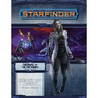 Starfinder RPG Signal of Screams #3 Heart of Night
