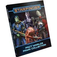 Starfinder RPG Pact World Pawn Collection